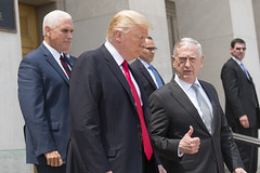 SD National Security Council with POTUS and VPOTUS
