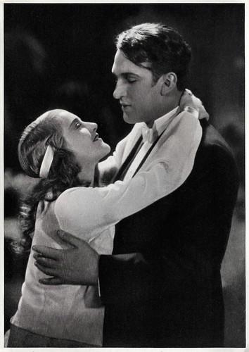 Lien Deyers and Wilhelm Dieterle in Die Heilige und ihr Narr (1928)