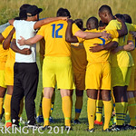 Barkingside FC v Barking FC - Tuesday July 25th 2017