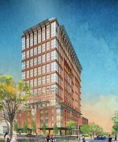 40 Thorndike Street Renderings