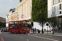 Go Ahead London WVL209 LX05EZF Route 44 Victoria