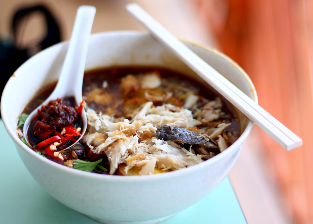 Old Airport Road Food Centre: Xin Mei Xiang Lor Mee