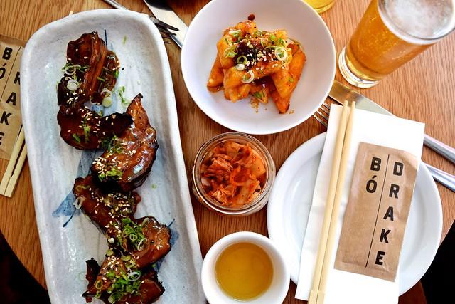 Lunch at Bo Drake, Soho | www.rachelphipps.com @rachelphipps
