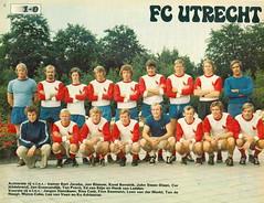 FC Utrecht (1971 - 1972)