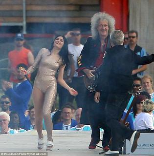 Brian May & Roger Taylor @ London - 2012