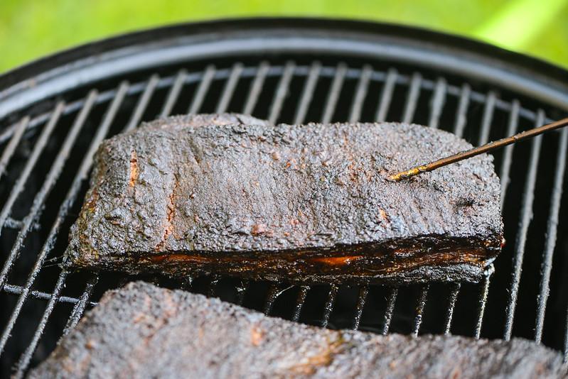Pork Belly Burnt End Buns