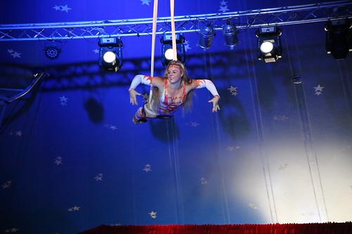 ENKHUIZEN - 22 juli Circus Freiwald De Voorstelling