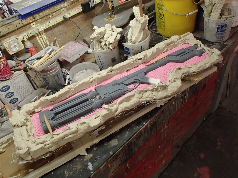 E22 2nd Half Ready to Mold.