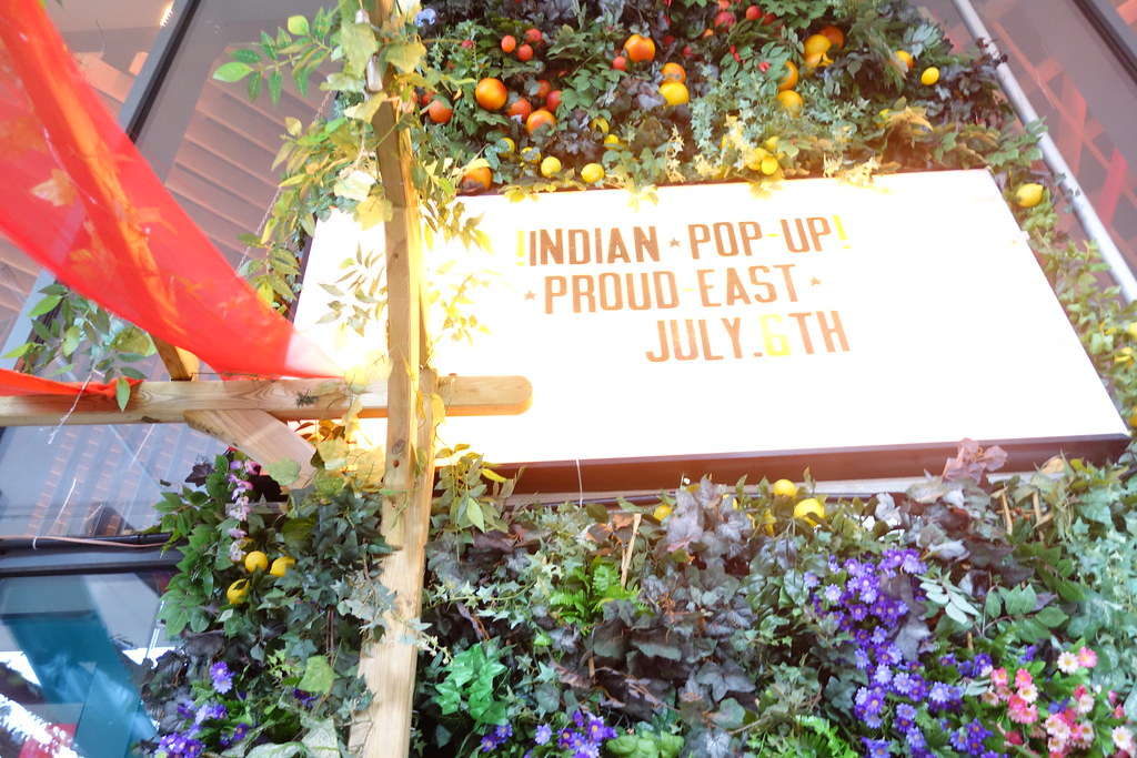 Proud East - Pop Up India
