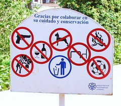 Ex-Convent of Acolman - No Dogs or Guns