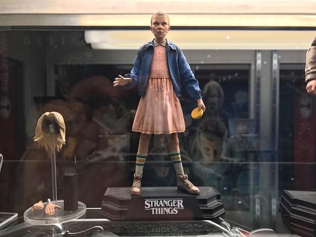 Stranger Things McFarlane Toys Eleven