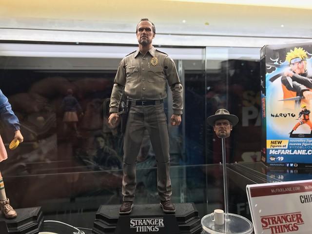 Stranger Things McFarlane Toys Chief Hopper