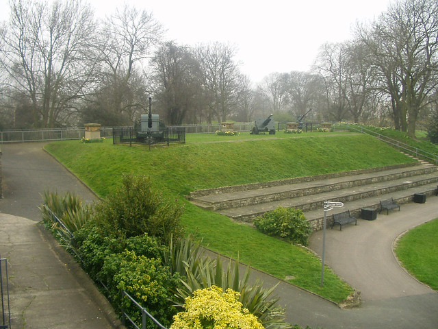 New Tavern Fort, Gravesend