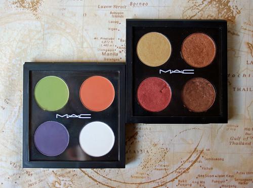 M.A.C quads