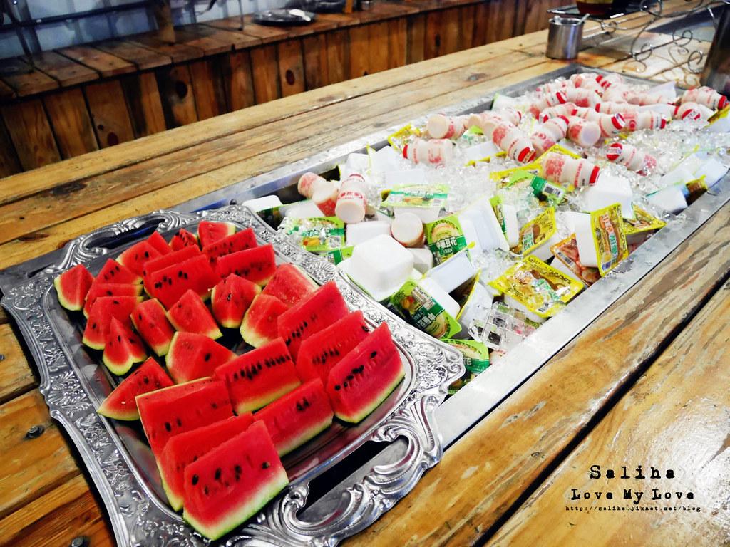台中沙鹿區夜景餐廳推薦蠔膽你來生蠔海鮮活魚燒烤吃到飽 (1)