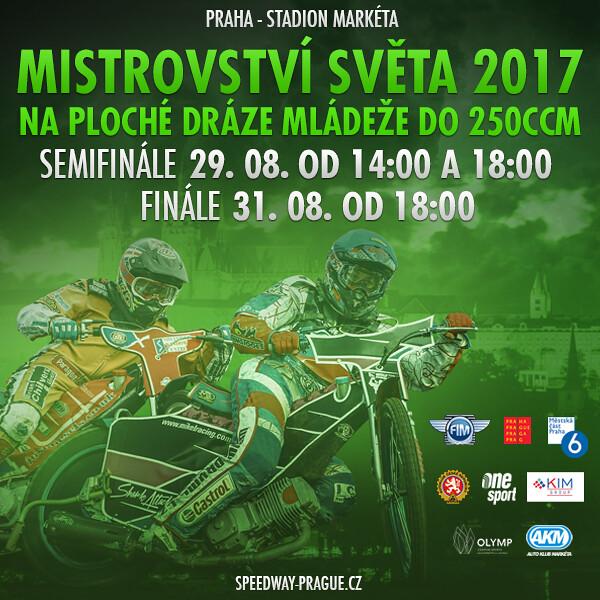 MS 250 ccm Praha 2017