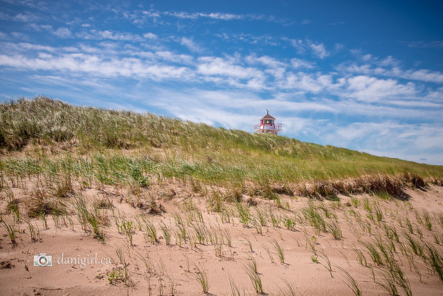 Covehead Lighthouse PEI