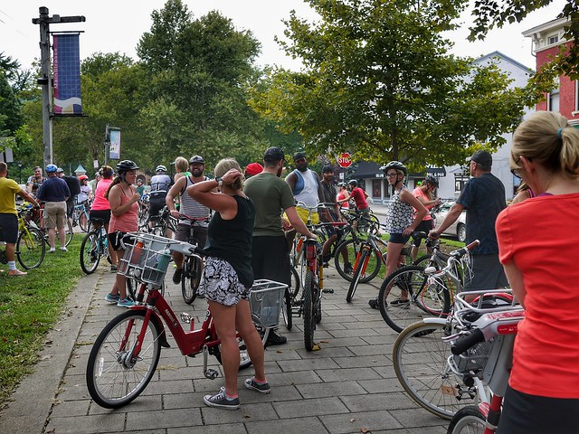 Community Bike Ride: #LovTheCov July Edition