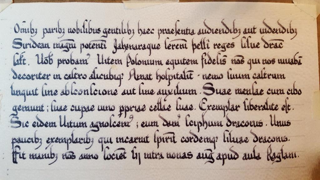 Dragon's Bowle Vitus Polonius