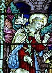 Archangels in Glass