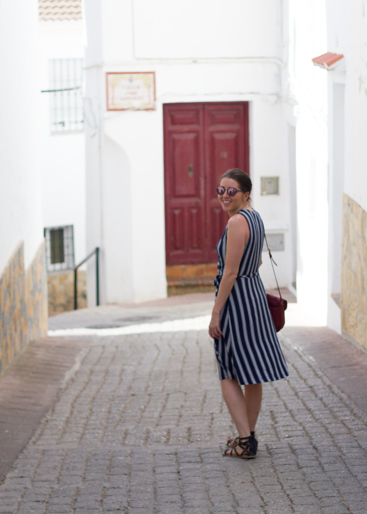 Outfit of the Day - Competa, Spain