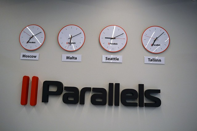 Parrallels