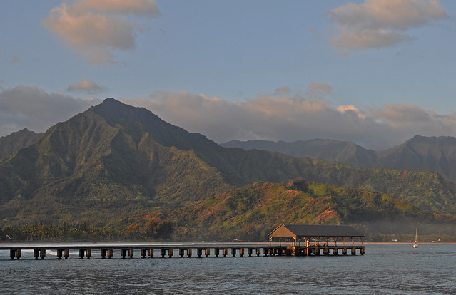 Hawaii - Kauai - Hanalei Bay