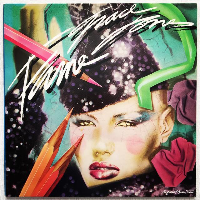 Grace Jones - Fame (1978)