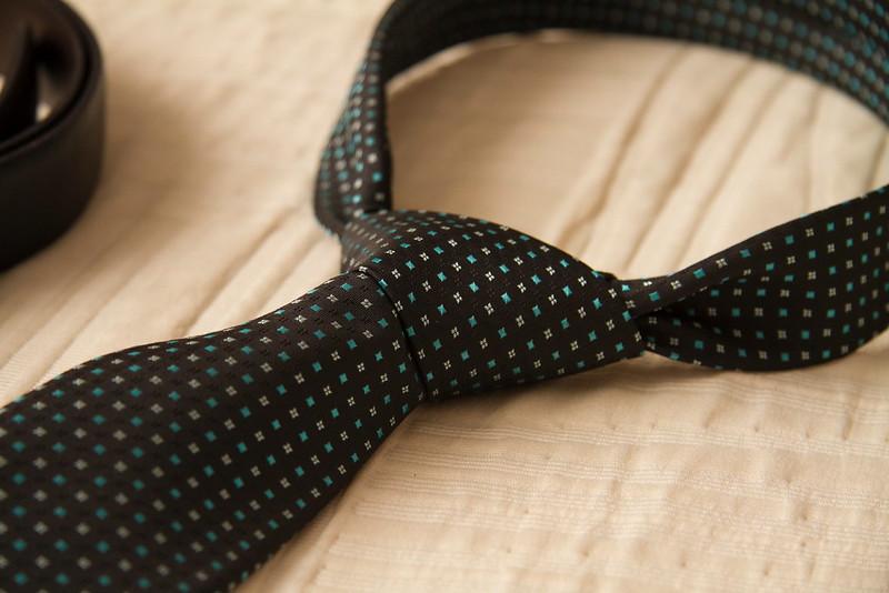 La corbata de Santiago
