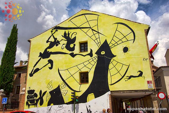 bate-voltas saindo de Madri: Alcalá de Henares
