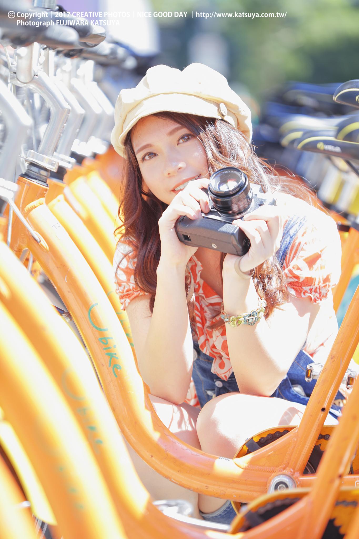 人像攝影教學、人像外拍、藤原克也、信義區街拍