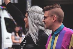 CAPITAL CITY PRIDE 2017 | Olympia Pride Parade
