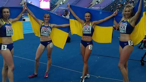 Катерина Климюк — призерка чемпіонату Європи