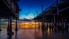 Hua Hin, Thailand at dawn