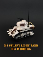 M5 Stuart light tank (main)