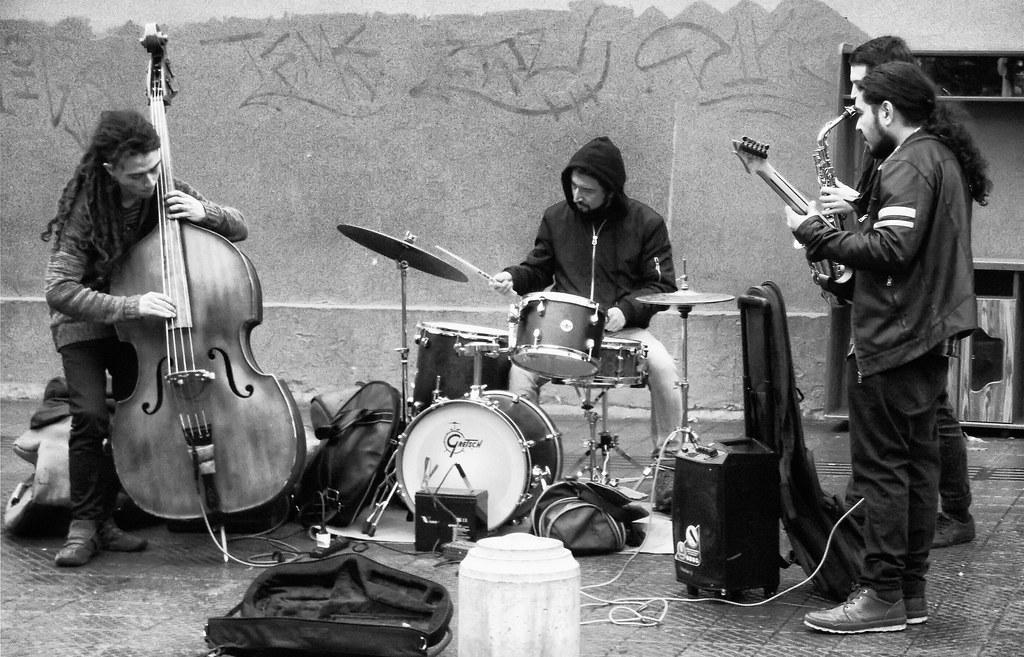 Jazz en Persa Biobío