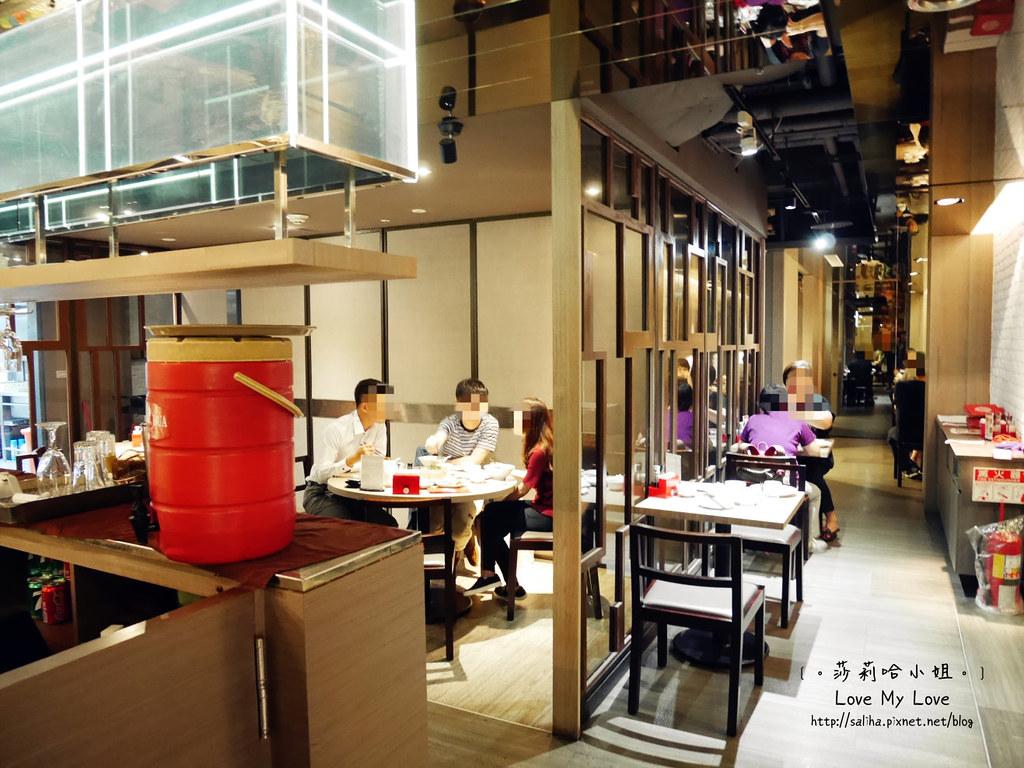 台北松山區南京復興站附近餐廳十里安手麵慶城街一號 (1)