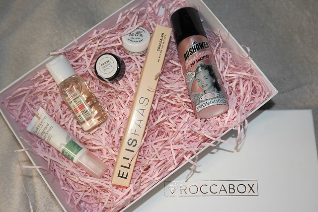 July 2017 Roccabox