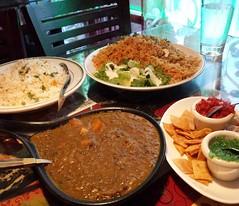 Had Indian food a few nights back. I had the black lentils.  • 7.20.17 • #indianfood #indiancuisine #blacklentils #mahalindiancuisine #dinner #dinningout #iatethis #foodphotography #foodporn #everett #everettwa