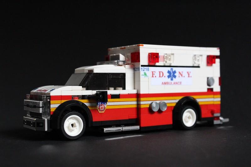 FDNY Ambulance 1218