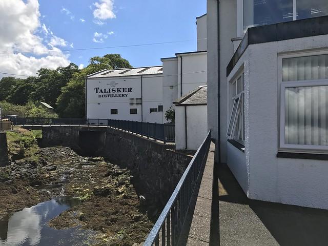 The Talisker Distillery