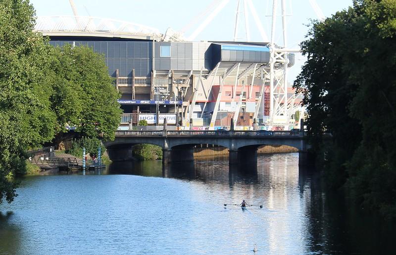 River Taft, Cardiff