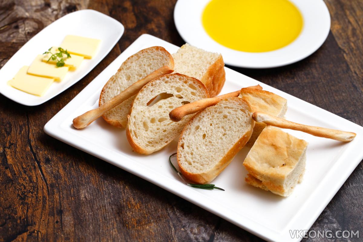 El Iberico Complimentary Bread