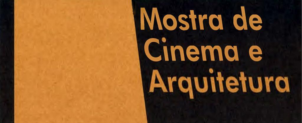 Cinema e Arquitetura