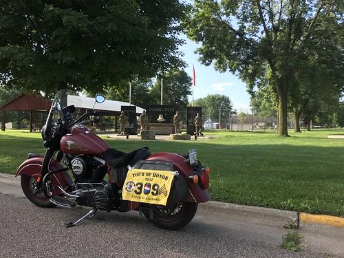 07-29-2017 Ride Tour Of Honor MN7 - Kellogg,MN