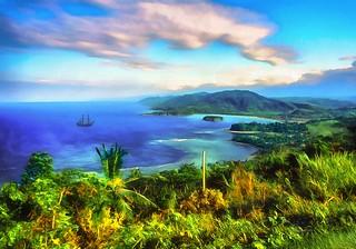 Scenic Island View