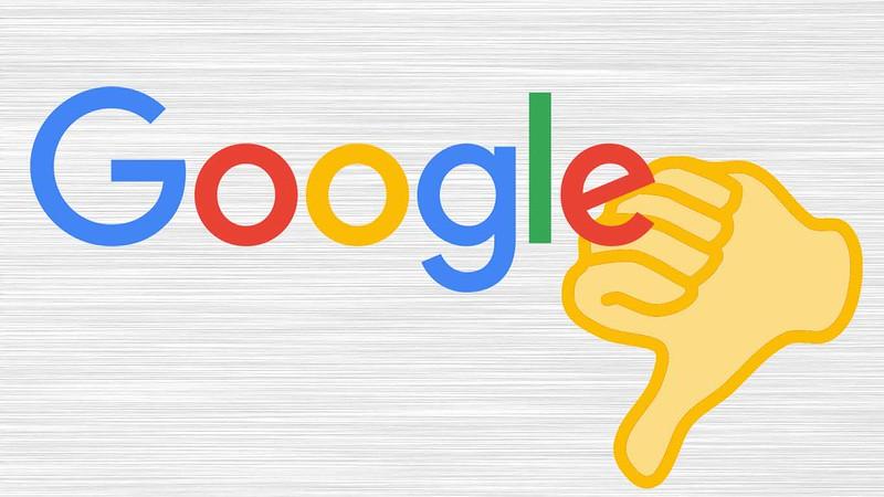 Google懲罰作弊