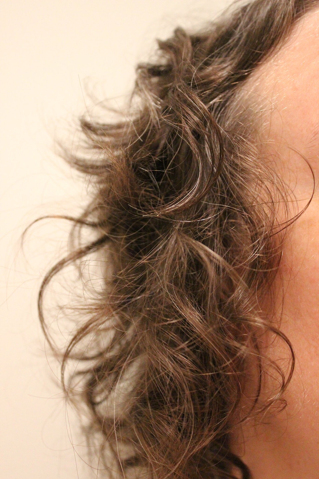Rain hair / etdrysskanel.com