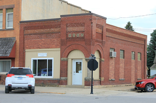 Bank Building - Whittemore, IA