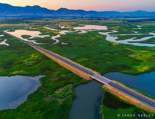 utah cachevalley cutlerslough sunrise jamesneeley best2017